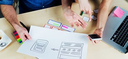 9 Top Tips for a Stand Out Web Design