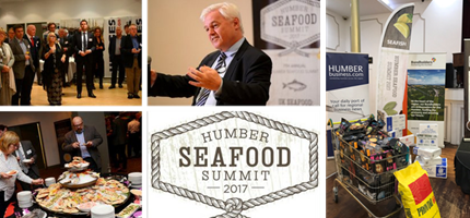'Supply & Demand' at Humber Seafood summit
