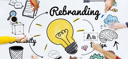 When is right to rebrand?!