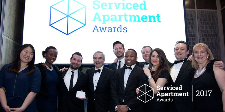 Serviced Apartment Awards Website
