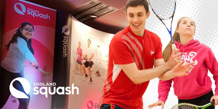 New event for England Squash