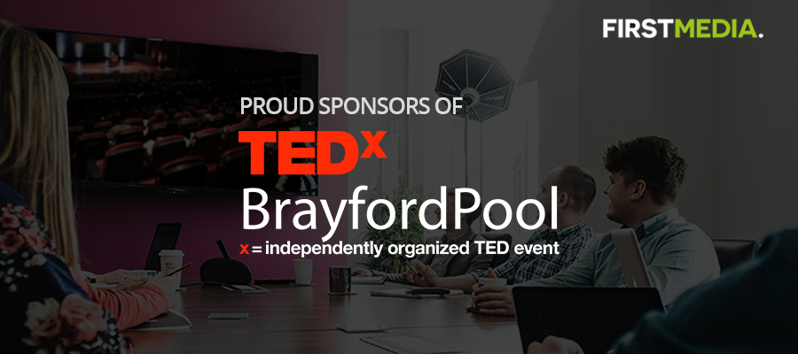 'Fearless' Partners of TEDxBrayfordPool Event