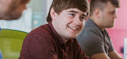 Choosing an Apprenticeship with First Media - Sams' story