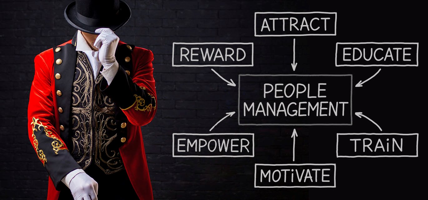 The Greatest Showman, HR & eLearning