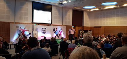 Coffee Shop Style Conference a Resounding Success