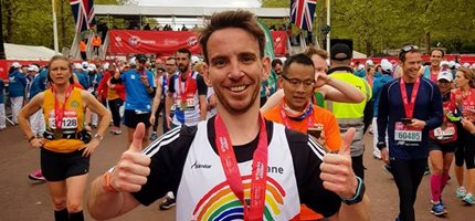Trailling London, Shane's Marathon Journey